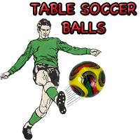 Subbuteo Balls