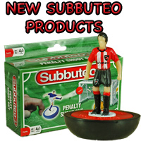 New Subbuteo Products