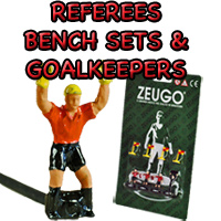 Subbuteo Referees and Keepers