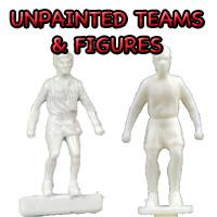 Subbuteo Unpainted Teams