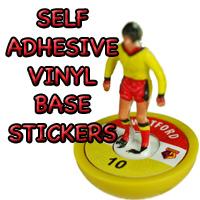 Subbuteo Base Stickers