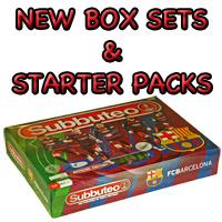 Subbuteo Box Sets