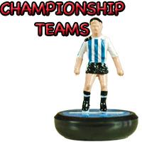 Championship Subbuteo Teams
