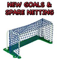 Subbuteo Goals and Netting