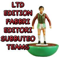 Fabbri Subbuteo Teams