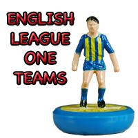 League 1 Subbuteo Teams