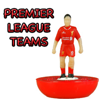 Premier League Subbuteo Teams
