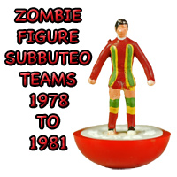 Subbuteo Zombie Teams